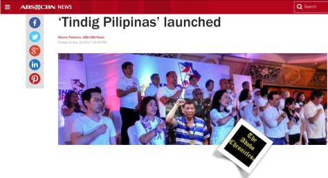 New movement launched for Bureau tagalog