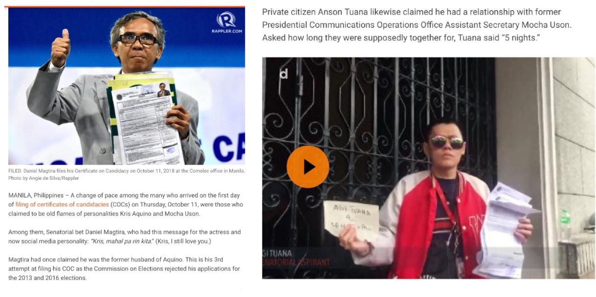 Survivor philippines celebrity 2019 presidential election